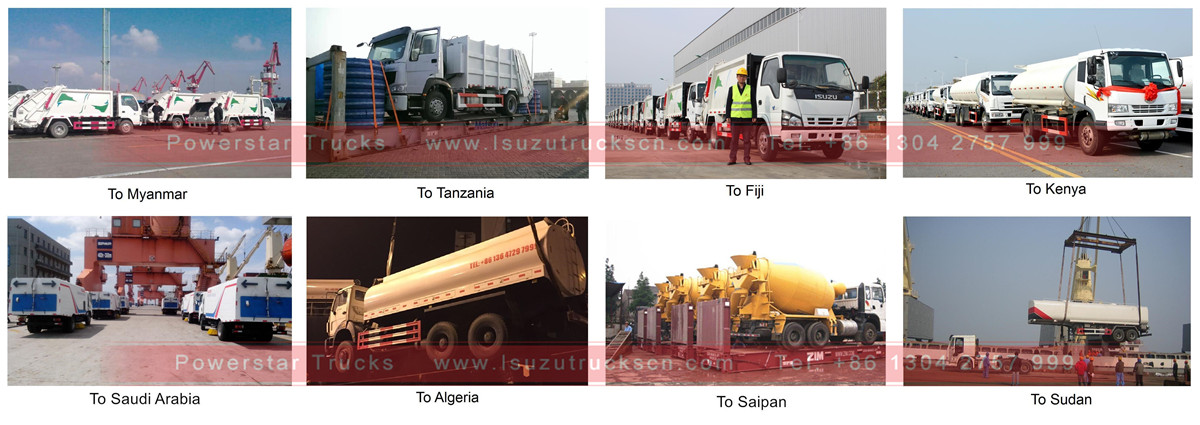 POWERSTAR TRUCK FOR EXPORT