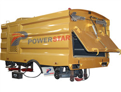 Best price Road sweeper up structure for export