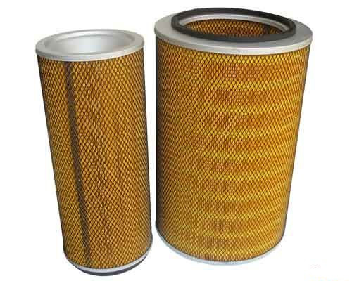 Air filter for Isuzu road sweeper engine