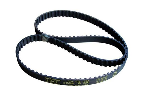 Engine belt fan belt for road sweeper truck spare parts