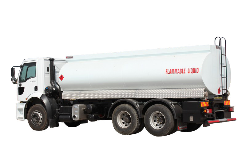 Myanmar 25000 ISUZU Light Oil Tank Truck with Fuel Dispenser