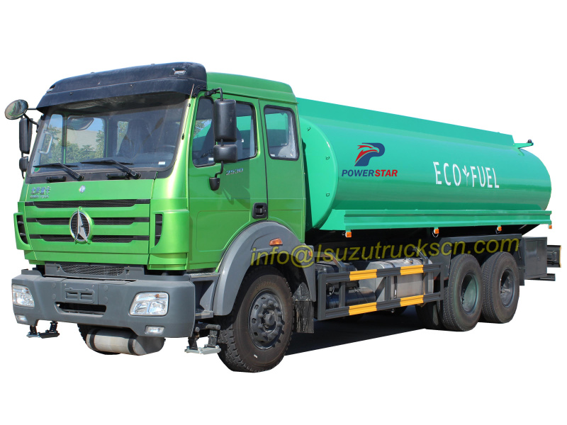 Fuel Bowser Beiben oil tanker trucks