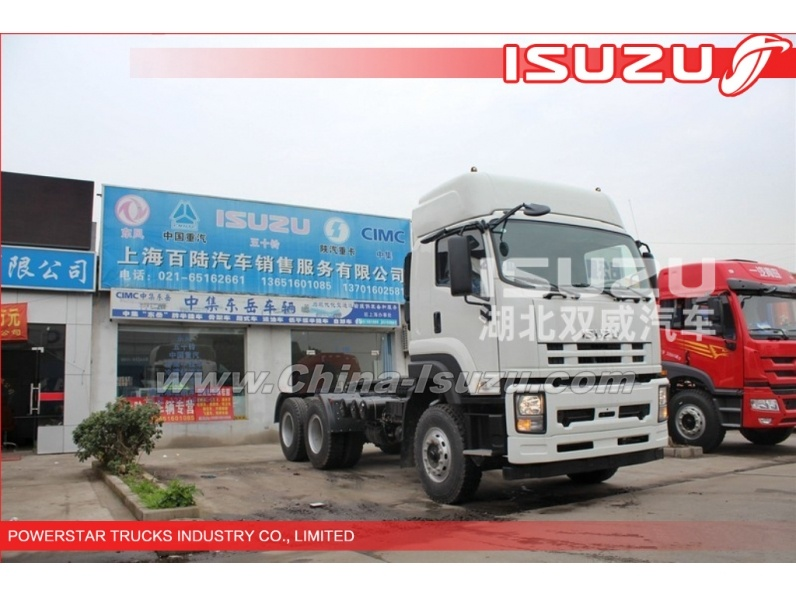 2015 NEW VC46 ISUZU PRIME MOVER TRACTOR HEAD TRUCKS UNIT