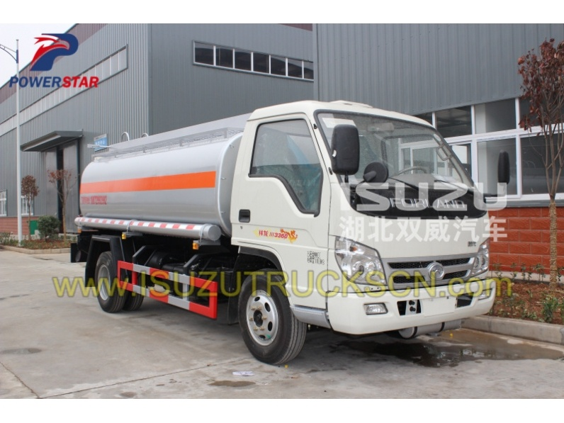 foton forland Fuel Tank Truck Excellent Quality for Africa Market