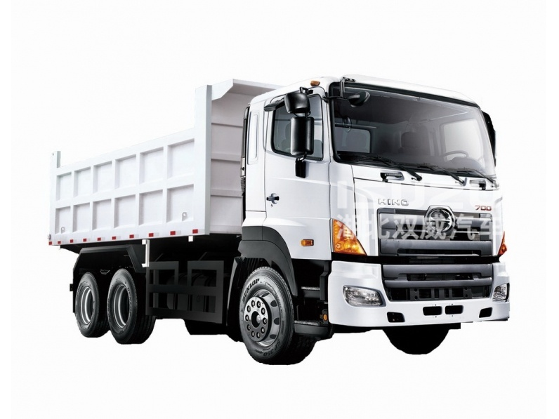 GAC Hino 6x4 380hp 10 wheeler dump trucks tipper truck for sale