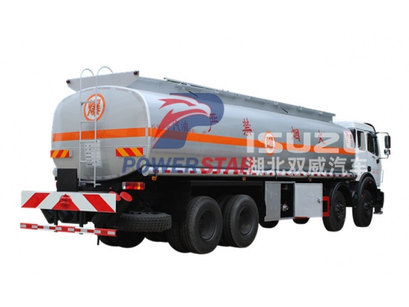 30cbm diesel oil tank truck Isuzu for sale
