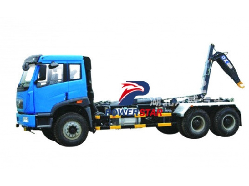 20tons Heavy Duty Garbage Truck with Hook Lift