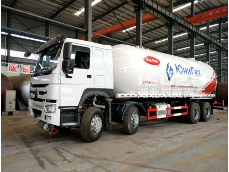 Powerstar Acetic Acid Tanker Semi Trailer 3 Axles For Transport Acetic Acid