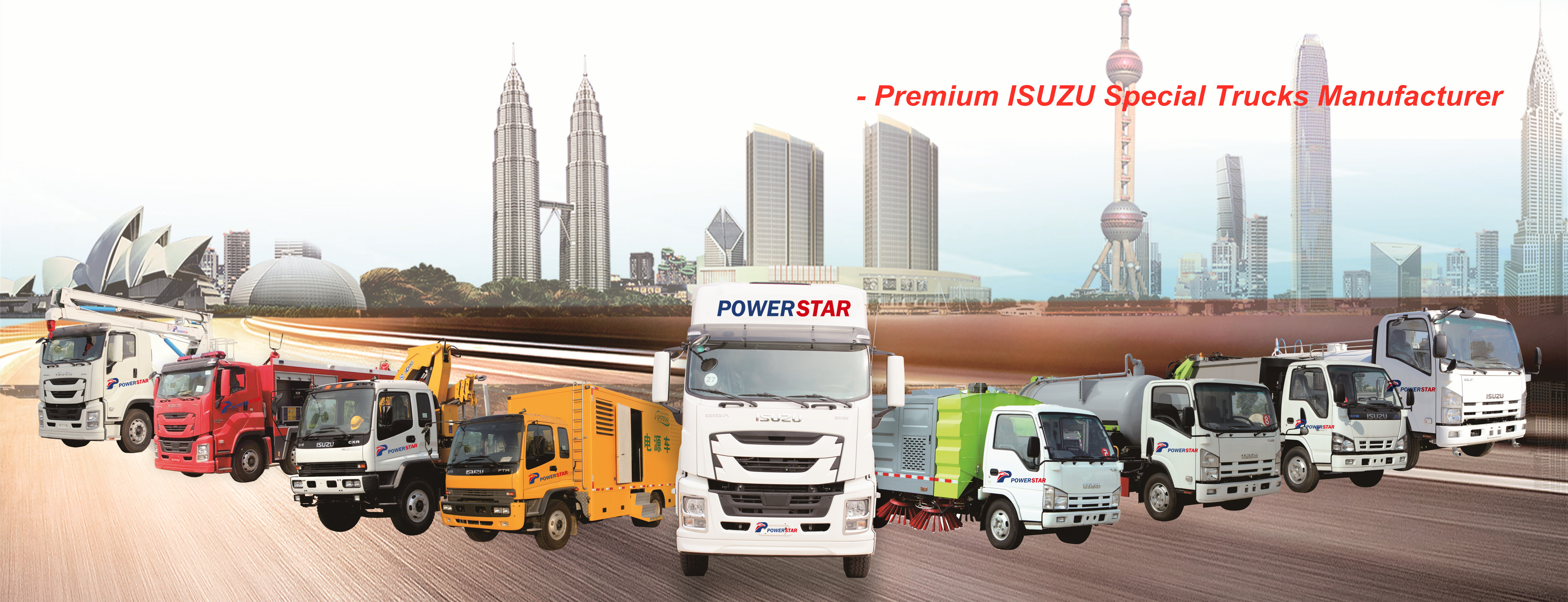 Powerstar trucks